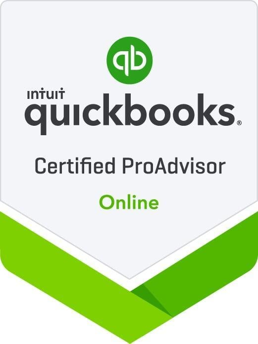 QuickBooks ProAdvisor Badge